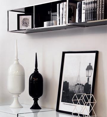 家居黑白配 三种组合造时尚图片