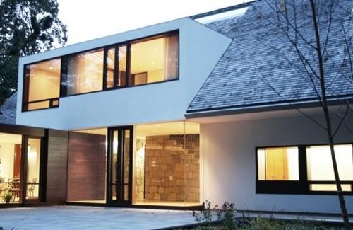 二层极简别墅设计图