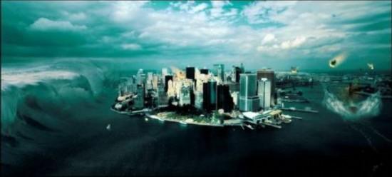 科学预言 2012年世界末日的景象 世界末日 2012