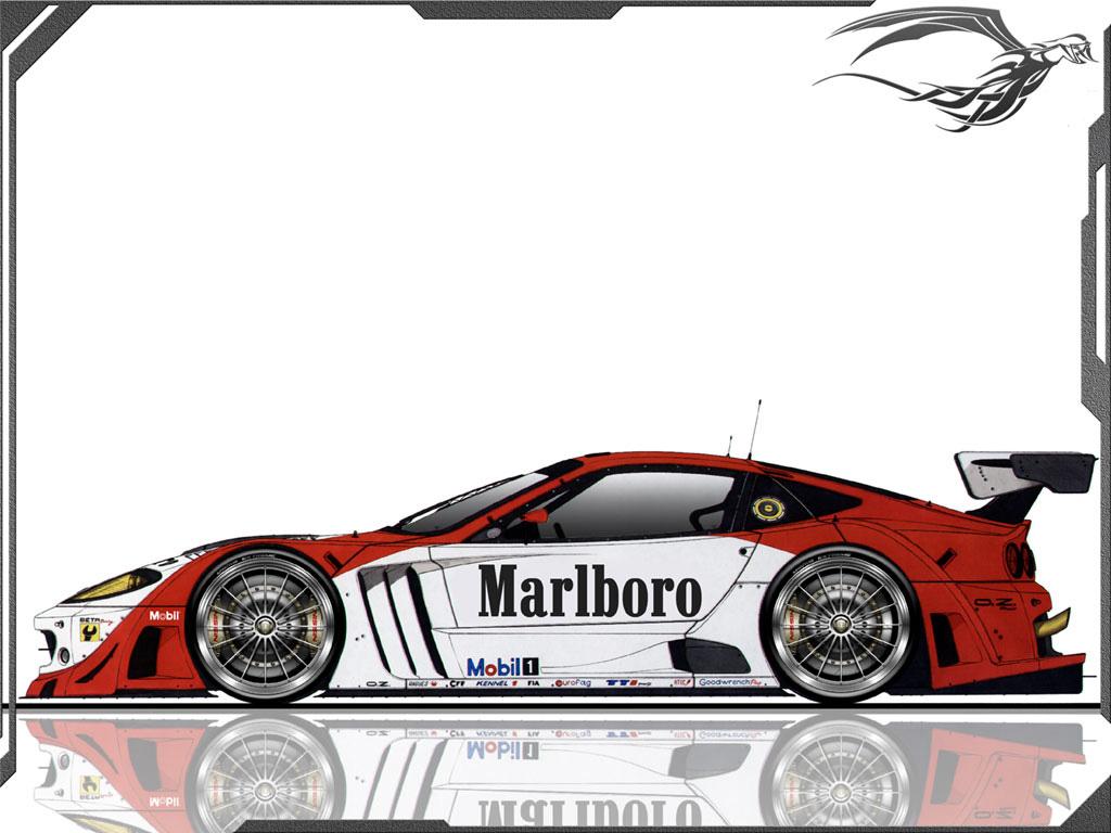 大家看看手绘版概念汽车设计图片高清图片