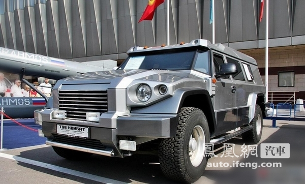 世界上最贵的车悍马_