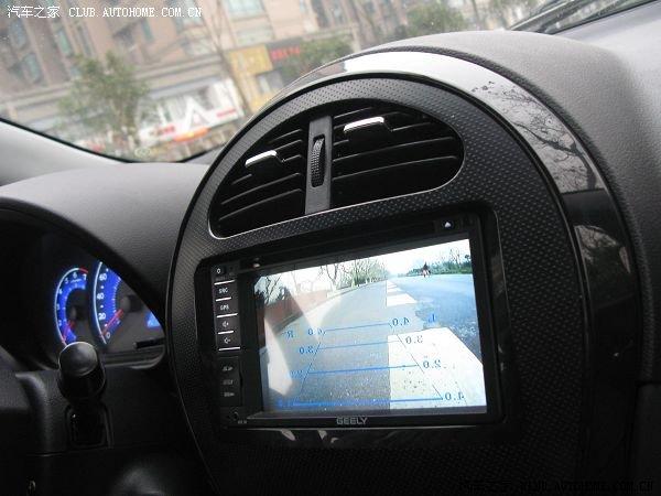 可视倒车雷达多少钱 倒车雷达安装图解 倒车雷达接线图 倒高清图片