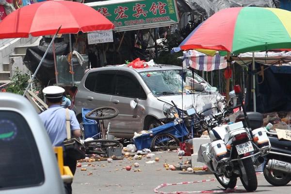 广州车祸 广州车祸现场 广州最近车祸