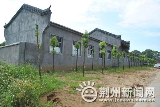 农庄楼房设计图