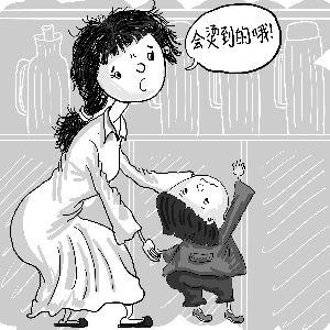 高中禁毒漫画简笔画