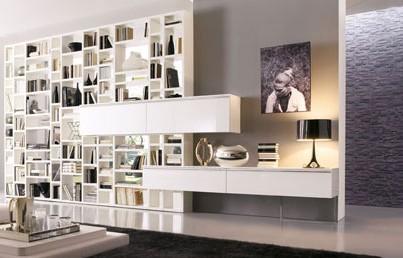 客厅电视柜 6款电视背景墙