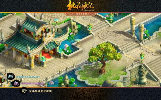 盘点2011年最高人气的q版网络游戏