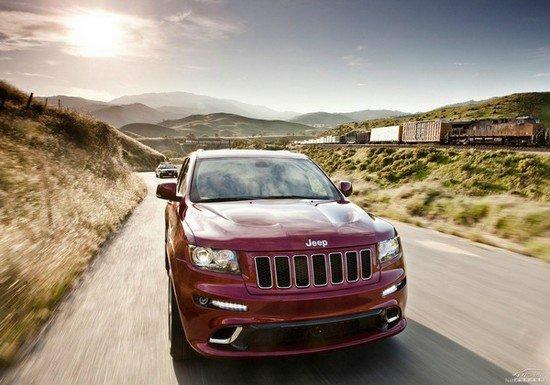 2012款Jeep牧马人亮相 大切SRT8下月发布高清图片