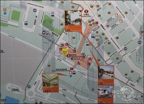 香港机场博览馆平面图