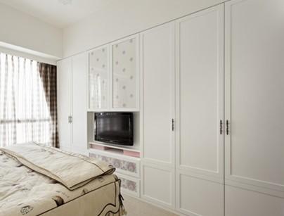 现代简约三房两厅 90小户型装修效果图高清图片
