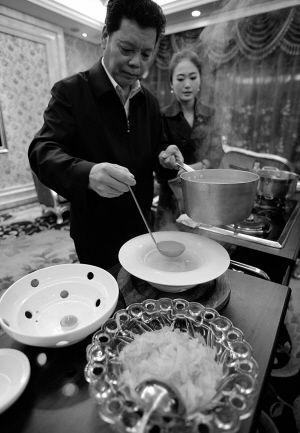温州浙江现天价天价最贵一桌68800元-食谱酒席豆浆机九阳各类图片
