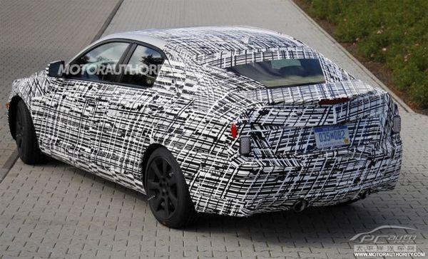 汽车市场.新款凯迪拉克ats将基于一个新的后轮驱动平台设计,高清图片
