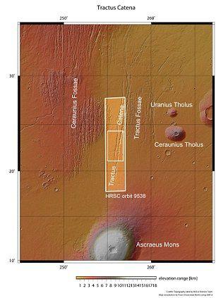 * 火星地下发现隧道或存在神秘生命(组图) - UFO外星人资讯-名博 - UFO外星人不明飞行物和平天使2012