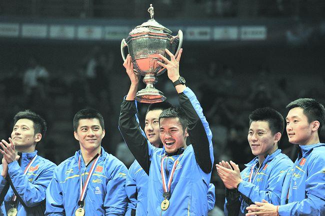 汤姆斯杯中国队成功卫冕 荆州小将功不可没-荆