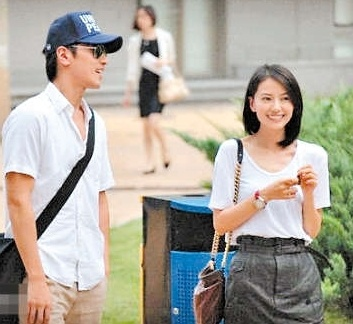 曝高圆圆赵又廷搜索相识 两人台湾秘密领证闪婚
