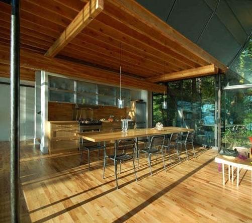 cabin:印度山间创意小木屋