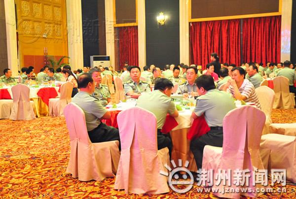 全省民兵预备役基层建设会将在荆州召开 - ╰☆╮喜相逢╭☆╯ -