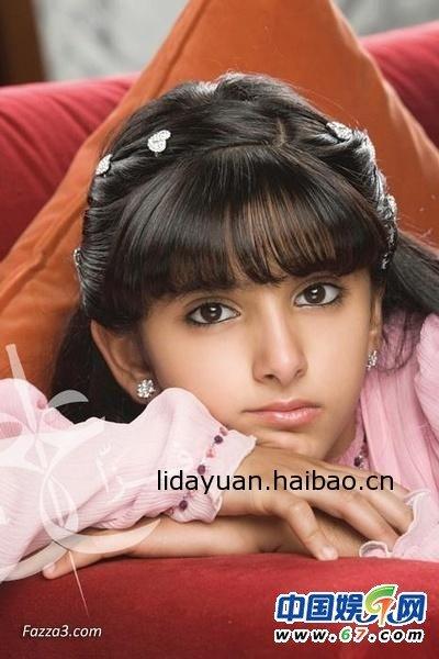 迪拜萨拉玛公主,生于1999年