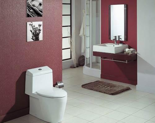 简欧卫生间装修效果图 15图大秀别样的浴室生活