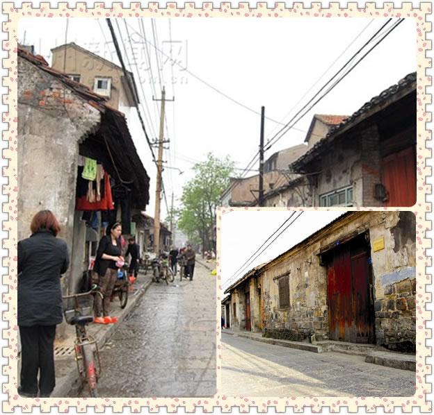 壁纸 风景 古镇 建筑 街道 旅游 摄影 小巷 624_598