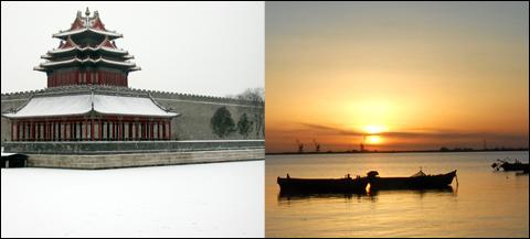 冬至日各地不同的天气(资料图片)-冬至节气的天气特点 冬至阳生春