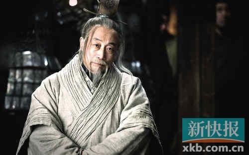 孙海英谈《楚汉》:除了我别人演不了范增-何润