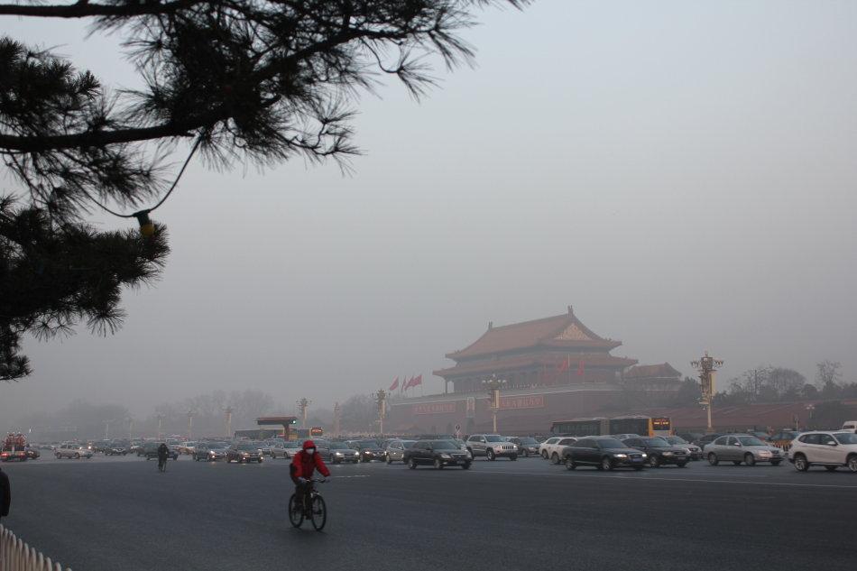 北京雾霾图片(3)图片