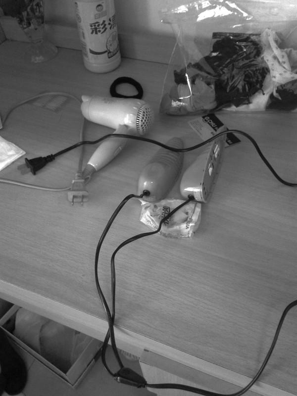 寝室禁用大功率电器 大学生过冬取暖成难题(图)