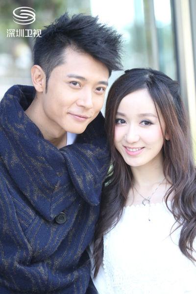 张丹峰与娄艺潇演情侣-张丹峰出演 爱情自有天意 获赞顾家图片