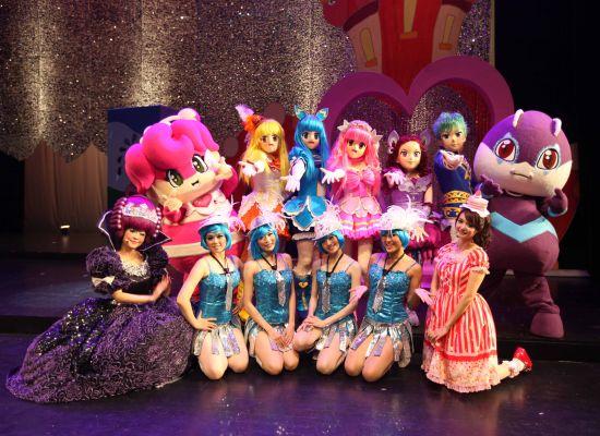 儿童剧《巴啦啦小魔仙》将演 与孩子互动
