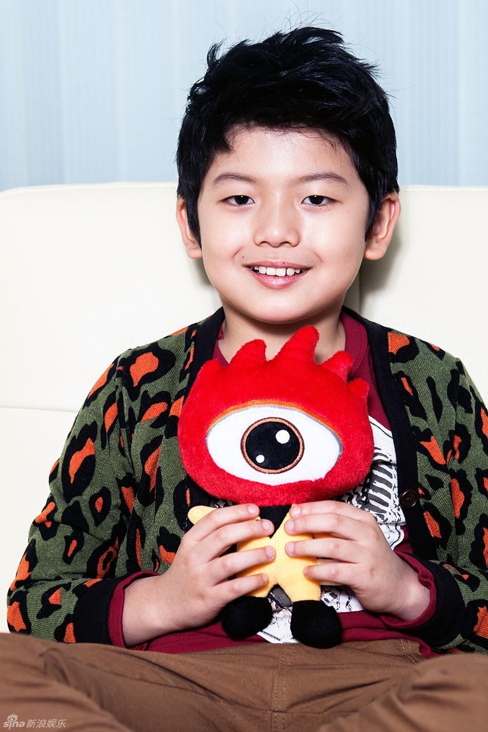对话韩国童星王锡贤:我只是个小孩(组图)