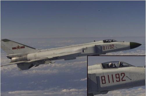 2001年,一架中国战机起飞在南海拦截美国间谍飞机,在与美机机翼相撞