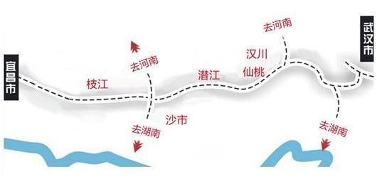 四川宜汉 铁路地图