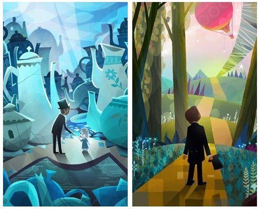 《魔境仙踪》动画海报