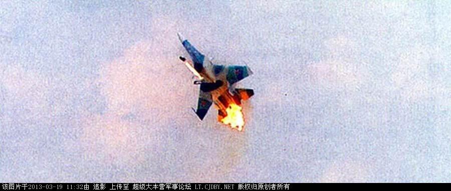 盘点那些著名的飞机坠毁瞬间[组图]