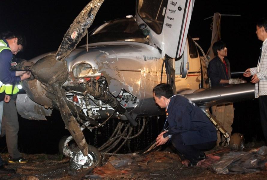 飞机事故模拟第7集