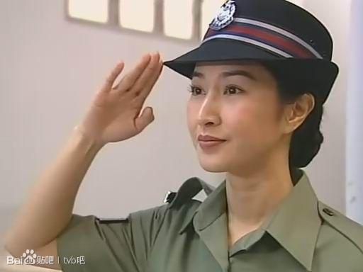 港剧经典警察角色:林峰黄宗泽帅气