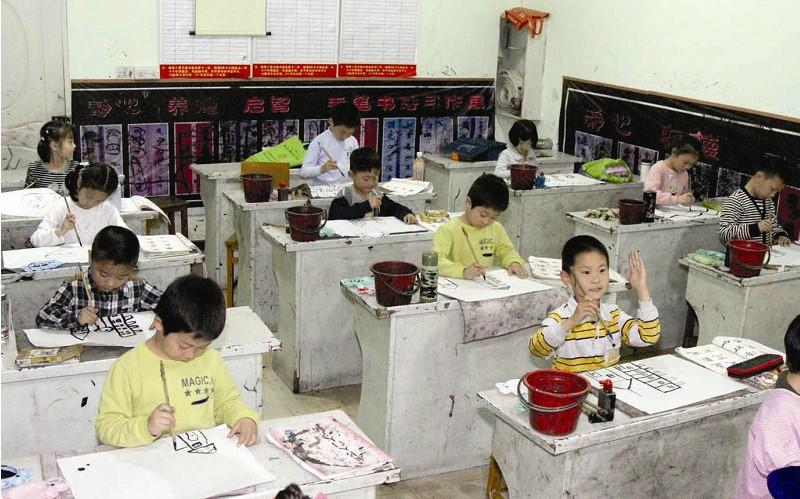 荆州一幼儿园老师竟给小学生补课
