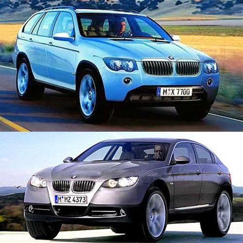 宝马旗下SUV一直缺少全尺寸车型的加持,宝马也将通过推出一款宝马高清图片