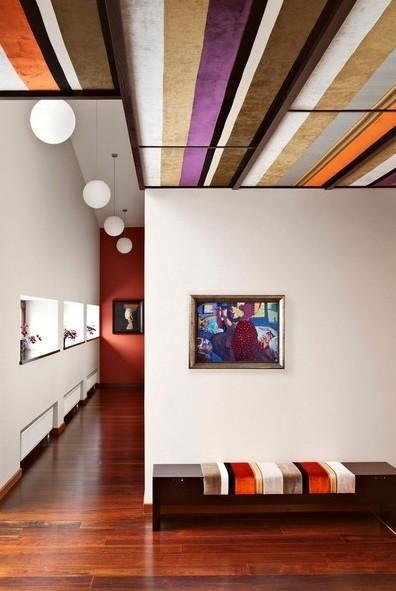 粗犷风格 欧洲西北部别墅室内设计