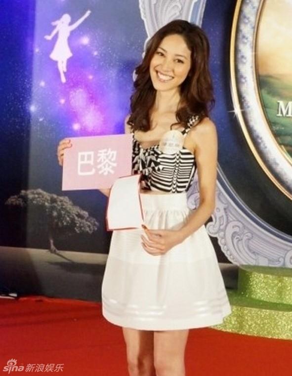 李嘉欣 皮肤 凯琳/2013香港小姐冠军陈凯琳海量私房照曝光。