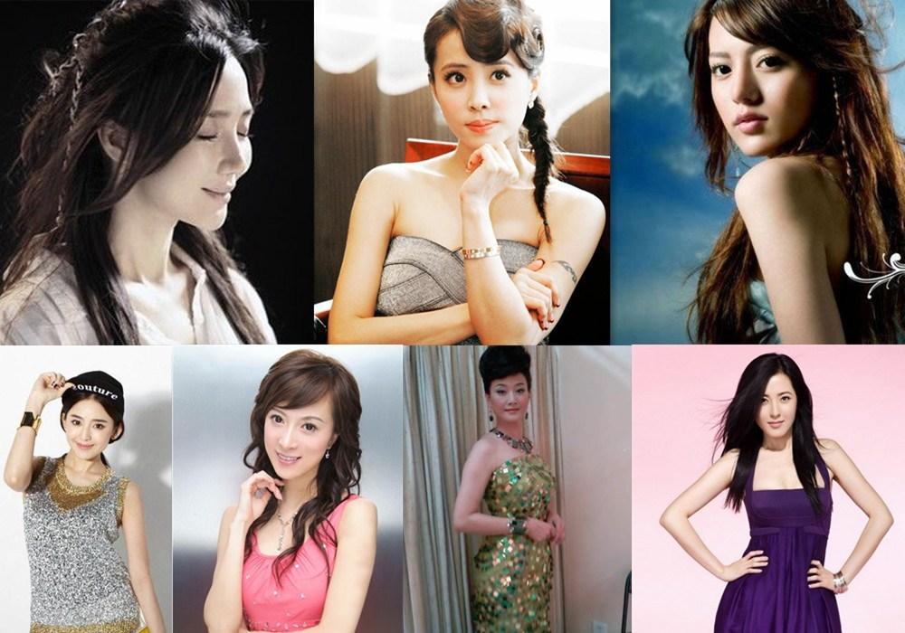 组图:貌美少数民族女星 谁更惊艳你的眼球 少数