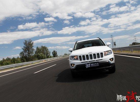 评测2014款jeep指南者高清图片