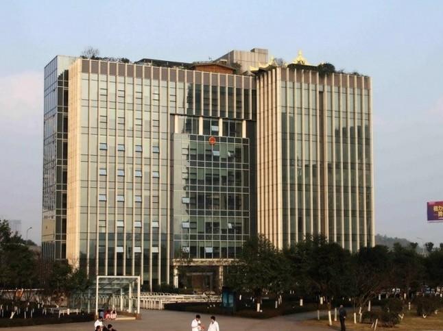 政府办公大楼效果图 - 博海小舟 - 博海小舟