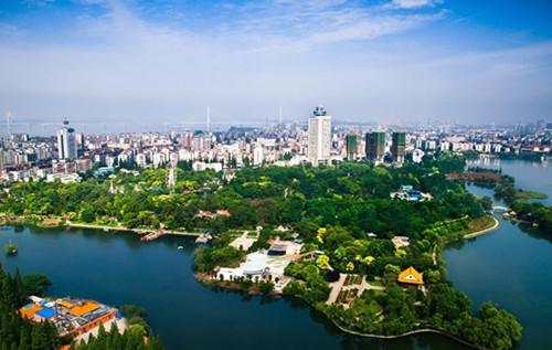 看荆州城区春节游玩地图