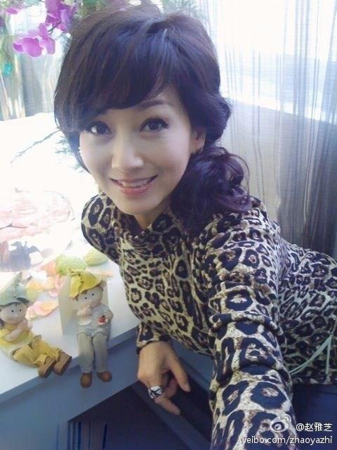 张柏芝素颜美照似18岁少女