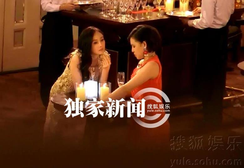 杨幂/3月7日,杨幂杀青《小时代3》的戏份,之后将专心养胎。