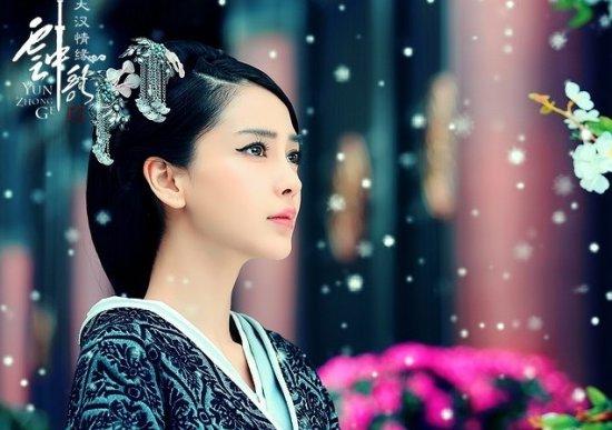 《云中歌》Angelababy汉服照-图片2