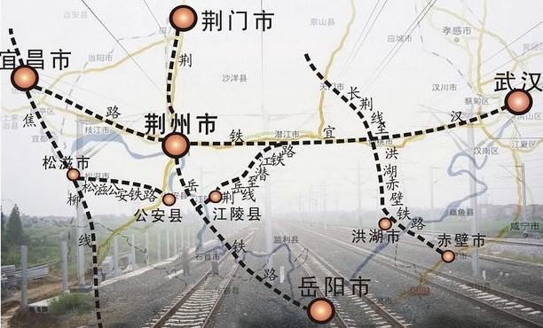 十堰高铁规划设计图