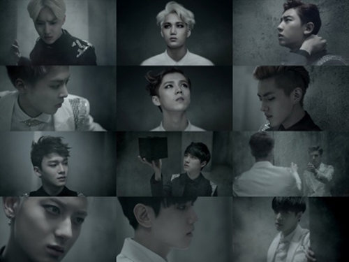 韩团EXO确定7日回归 新专辑 上瘾 同日线下发售